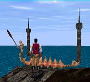 Boatman (Redguard)