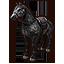 Dapple Gray Palfrey Серый в яблоках иноходец иконка