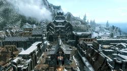 Wichrowy Tron (Skyrim)