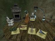 Алхимические ингредиенты (TES III) 01