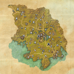 Грахтвуд-Насест Ниндирила-Карта