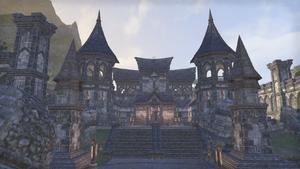 Здание в крепости Пламенного Меча 2