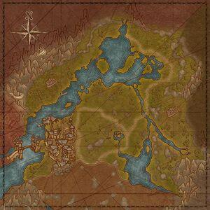 Морнот (карта)