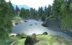 Река Ларсиус