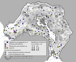 Скамп карта