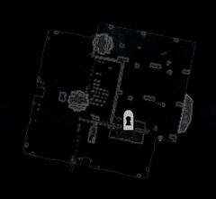Форт Сангард - Святилище - План