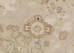 Форт Хорунн (экстерьер). План