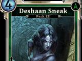 Дешаанский лазутчик