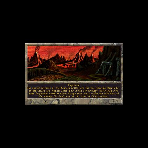 Czerwona Góra w TES: Arena