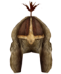 Fur Helmet (Oblivion)