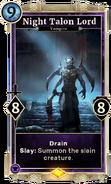 Night Talon Lord (Legends) DWD