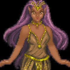 Regal Fairy - kobieta - odrzucona wersja