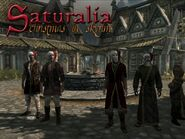 Saturalia Christmas in Skyrim