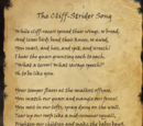 The Cliff-Strider Song