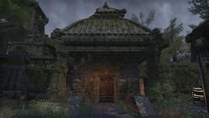 Здание в деревне Мёртвой-Воды 5