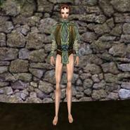 Простая рубашка (Morrowind) 16 (жен)