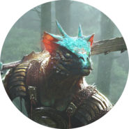 Argonian avatar 4 Legends)