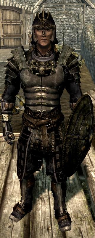 Blades Armor Skyrim Elder Scrolls