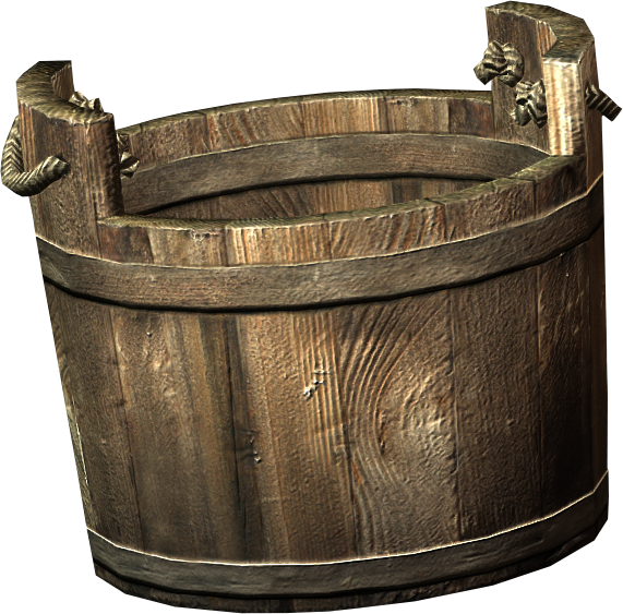 Bucket (Skyrim) | Elder Scrolls | FANDOM powered by Wikia