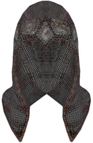File:Chainmail Helmet Female.png