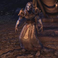 Szaman rieklingów z gry The Elder Scrolls Online