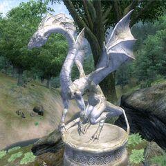Kaplica Peryite z gry The Elder Scrolls IV: Oblivion