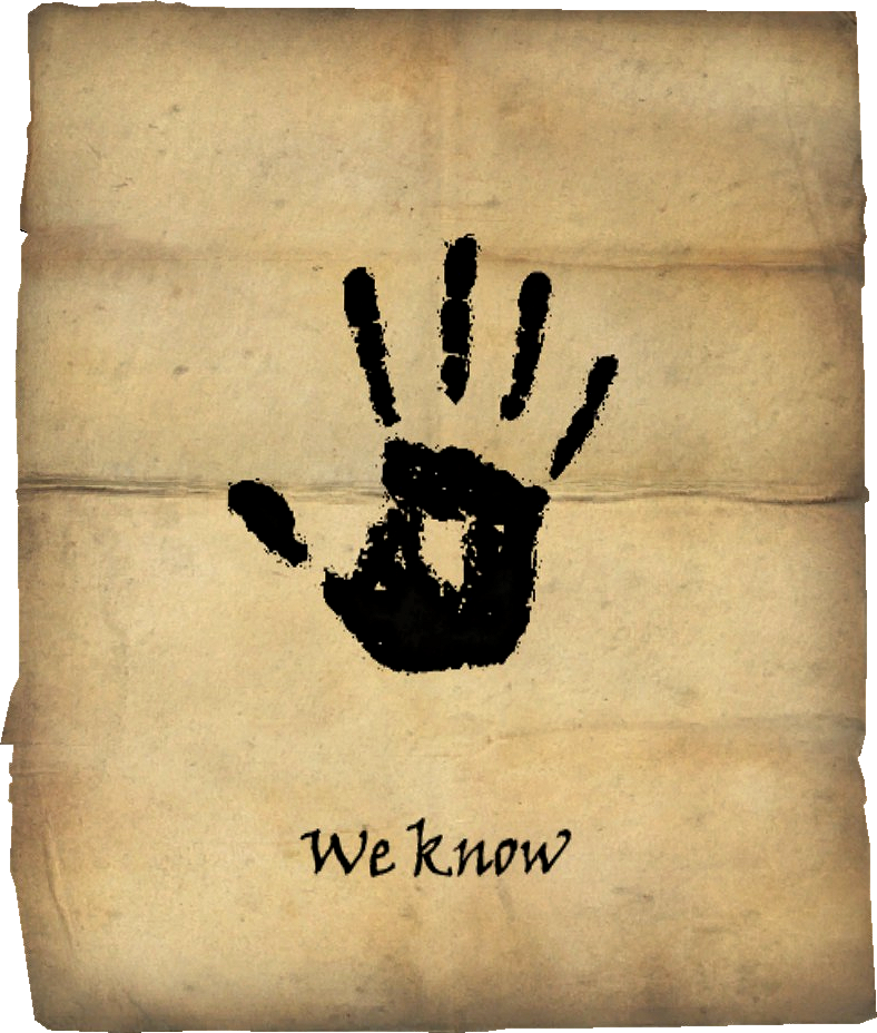Mysterious Note (Dark Brotherhood) | Elder Scrolls | FANDOM