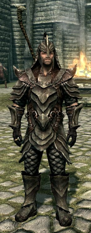 Orcish Armor (Skyrim) | Elder Scrolls | FANDOM powered by Wikia