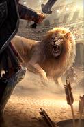 Pit Lion card art