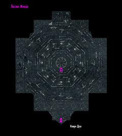 Логово Жнеца - план