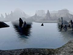 Озеро Набия