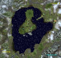 Пруд Чистых Сосен - план