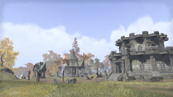 Шахта форта Болотного Тумана
