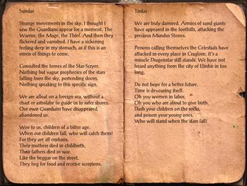 Caeciliuss Journal Elder Scrolls Fandom Powered By Wikia