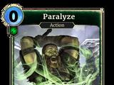 Paralyze (Legends)