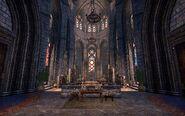 Temple of the Ancestor Moths (Online) Chapel Interior