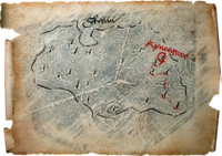 Drachengräberkarte