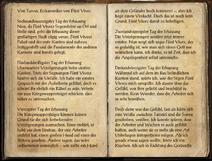 Tagebuch des Erzkanonikers 1