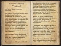 Flora und Fauna von Vvardenfell 1