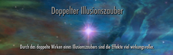 Doppelter Illusionszauber
