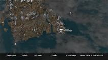 Tel Mithryn Karte