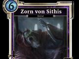 Zorn von Sithis
