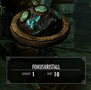 Fokuskristall