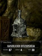 Kaiserlicher Offiziershelm