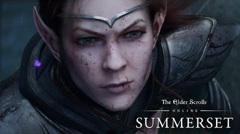The Elder Scrolls Online Summerset – Ankündigungsteaser