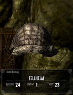Fellhelm