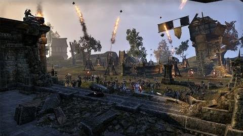 The Elder Scrolls Online - Krieg in Cyrodiil