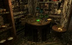 Alchemielabor
