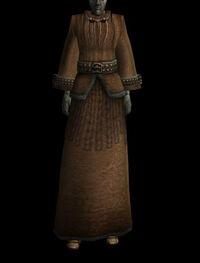 Gewöhnliches Gewand (common robe 05)