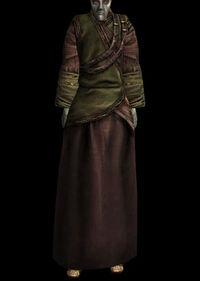 Gewöhnliches Gewand (BM Wool01 Robe)